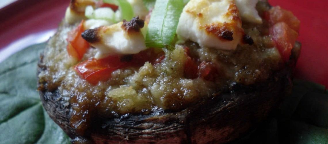 Stuffed Mushrooms III Recipes — Dishmaps