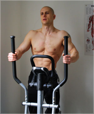 personal training in east London