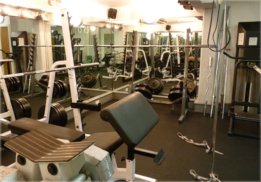 Chelsea, Kensington Personal Training Gym in West London