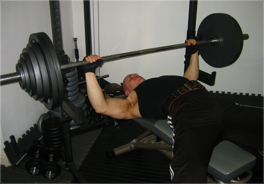 Bench Press Personal Training