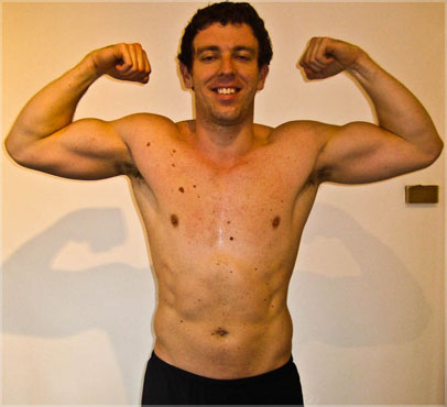 Natural Bodybuilding for Londoners