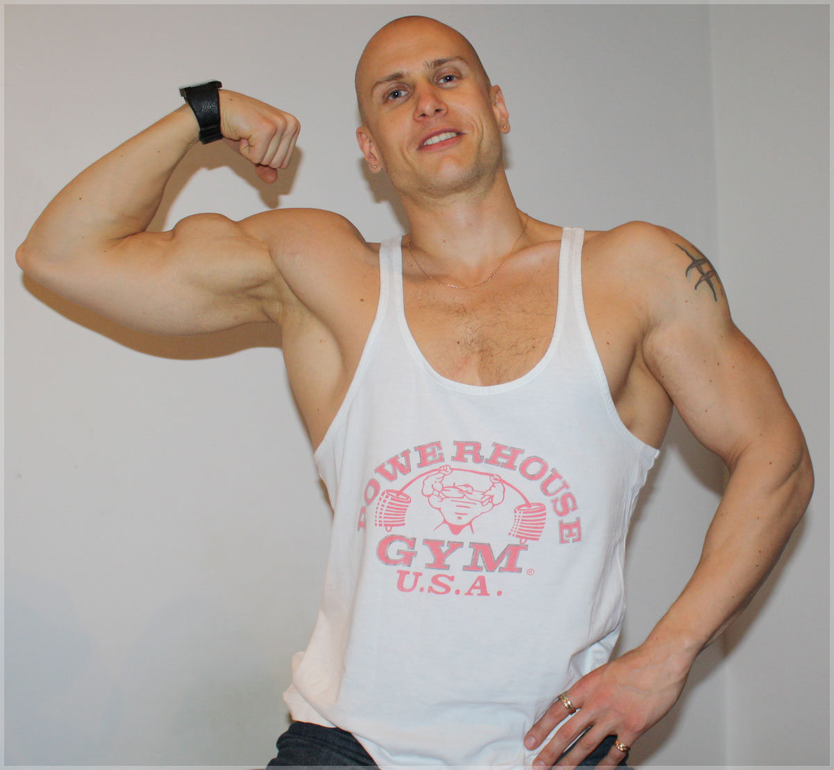 Natural Bodybuilding East London Personal Trainer
